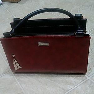 Miche red purse EUC